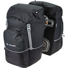 VAUDE Road Master Back Pannier black uni